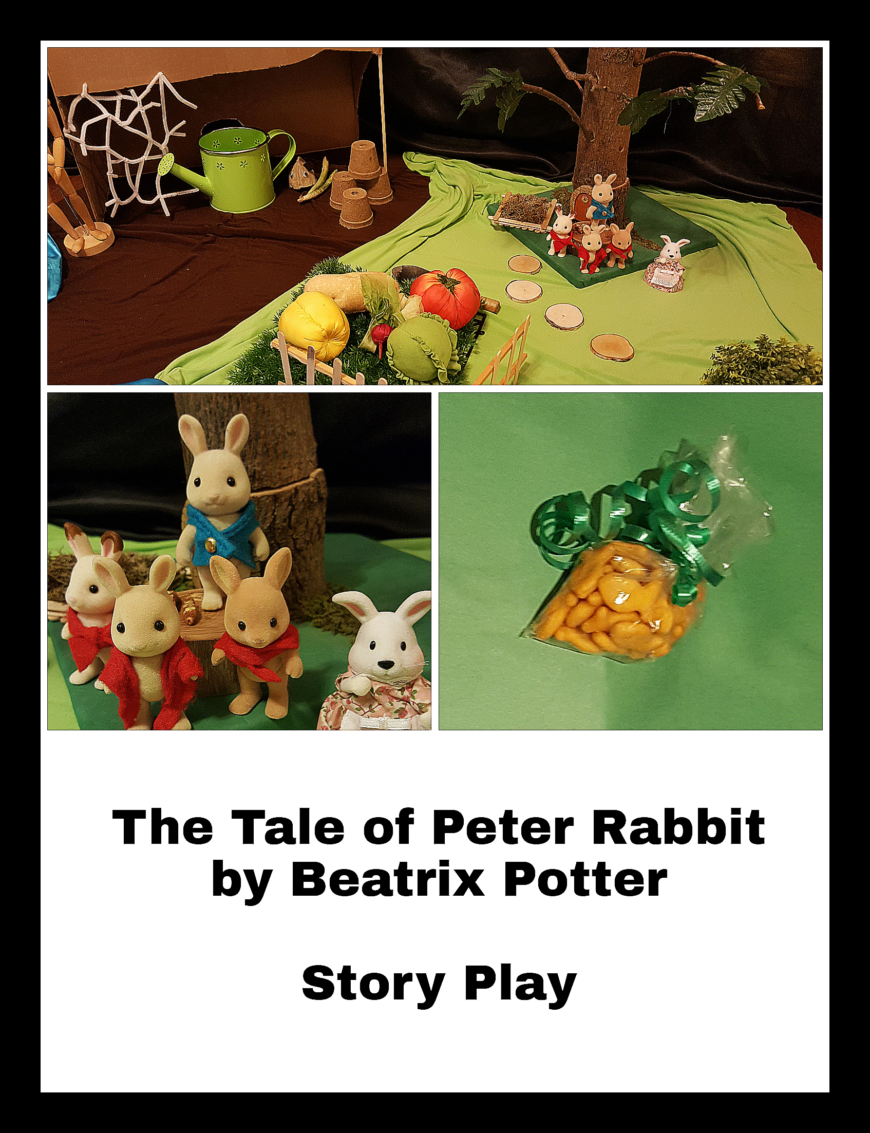 The Tale of Peter Rabbit – Story Play