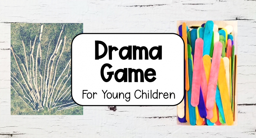 Simple Kindergarten Drama Games that Kids will Love