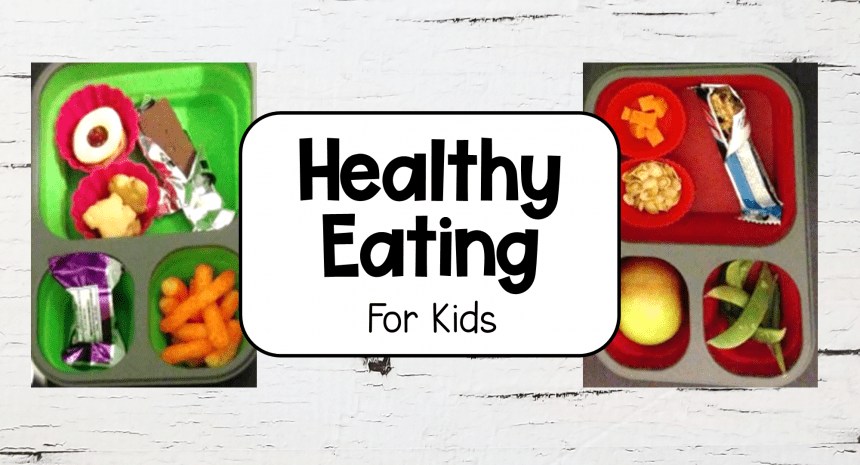 Nutrition for Kids Activity