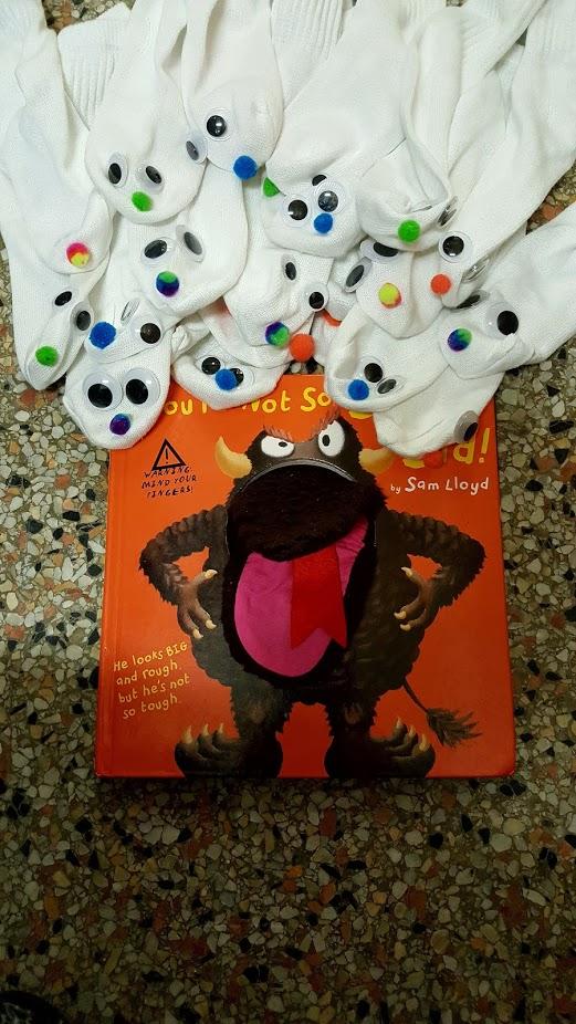 Sock Puppet Fun for Kids