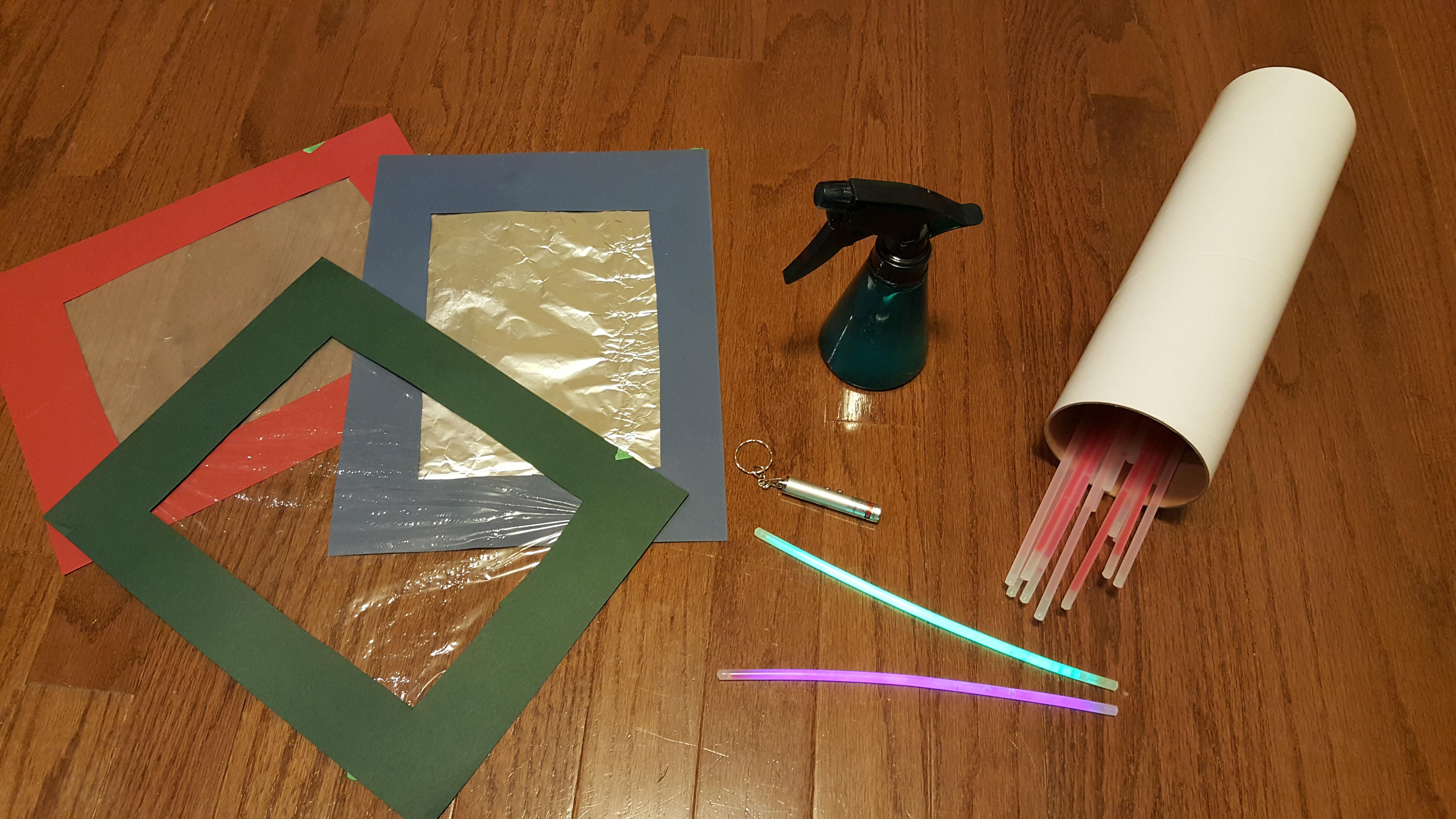 STEM Activities – Light