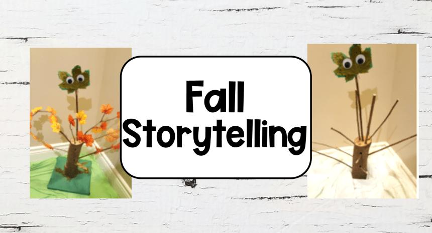 Alfies Long Winter Storytelling