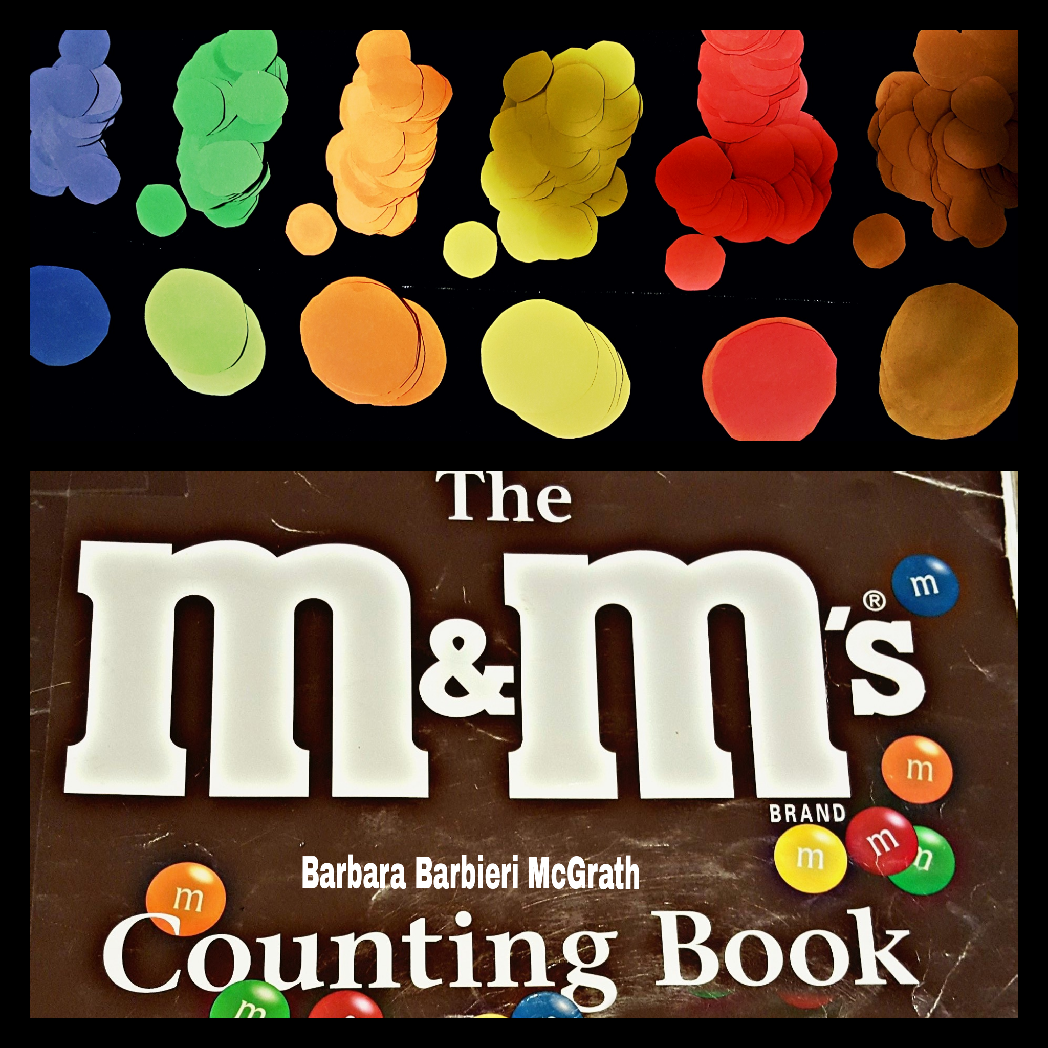 Fun Math Games with M&M's