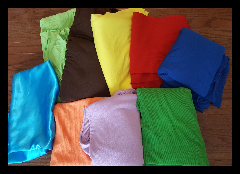 School Supplies – Fabric