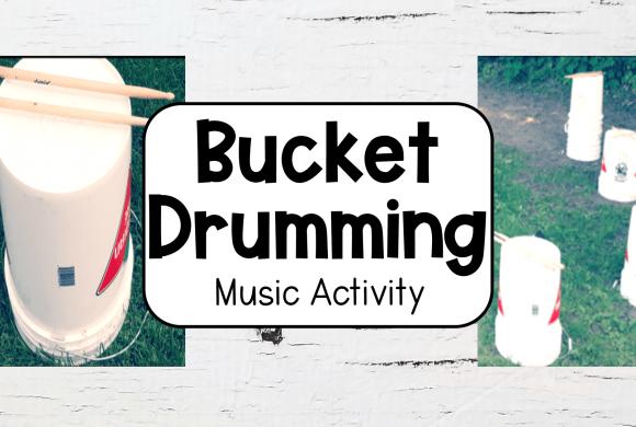 Easy Bucket Drumming for Kids