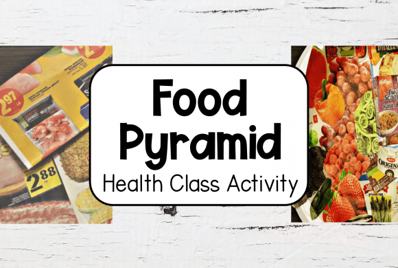 Healthy Eating and Food Pyramid Activities for Kids
