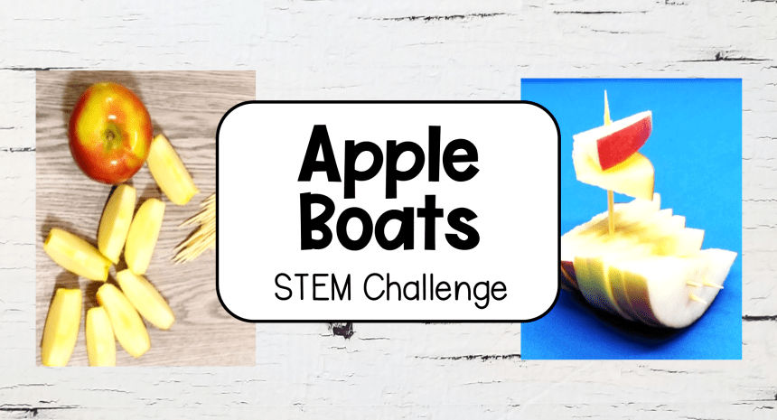Science Experiments for Kids STEM Challenge