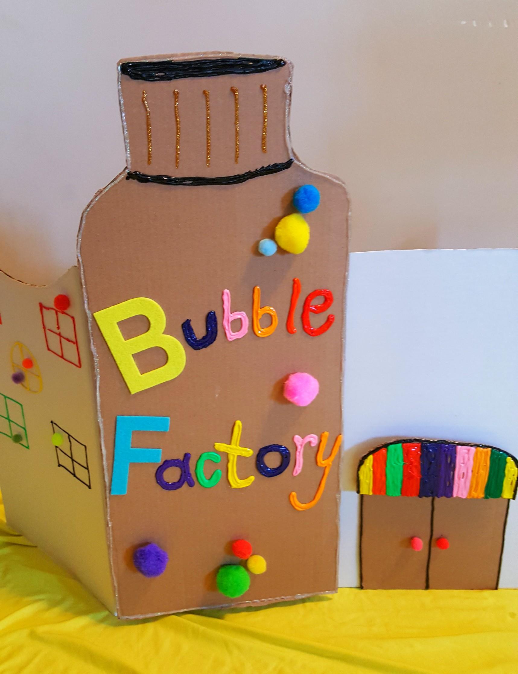 Bubble, Bubble, Bubbles!