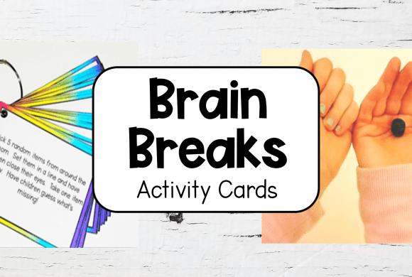 Drama Games – Brain Breaks