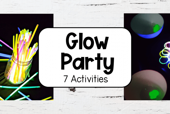 Glow Party Ideas for Kids