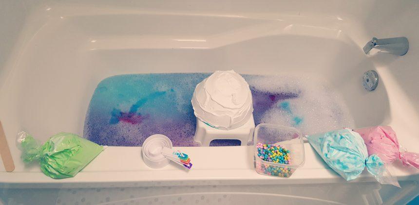 Kids Activity Bath