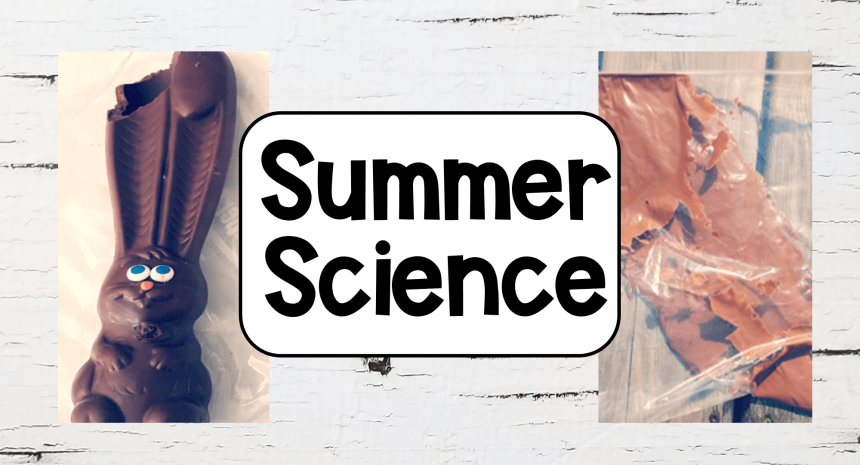 Simple Summer Science Experiment