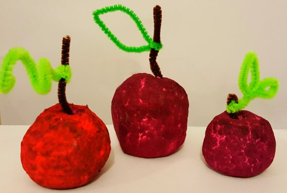 Fall Craft Ideas for Kids – Recycled Apples