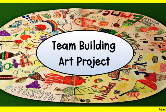 Art Project for Kids – Friendship Wheel