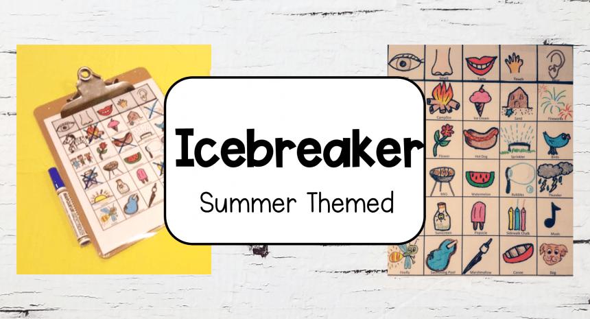 Summer Icebreaker for Kids