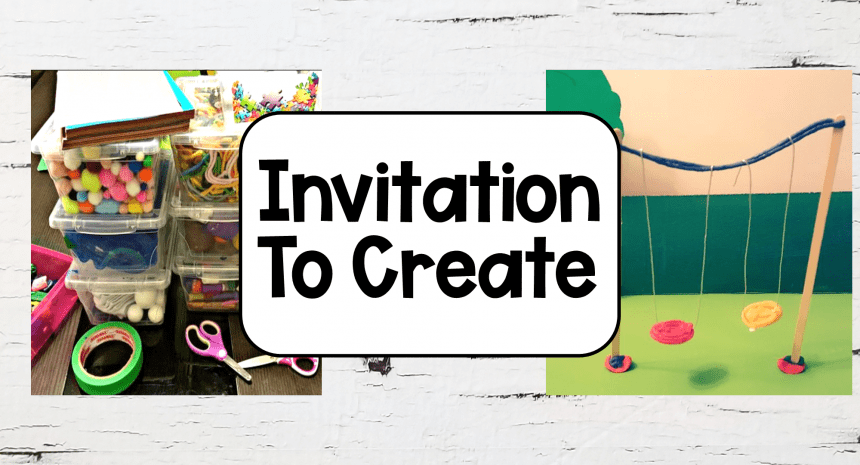 Invitation to Play – Create a Town