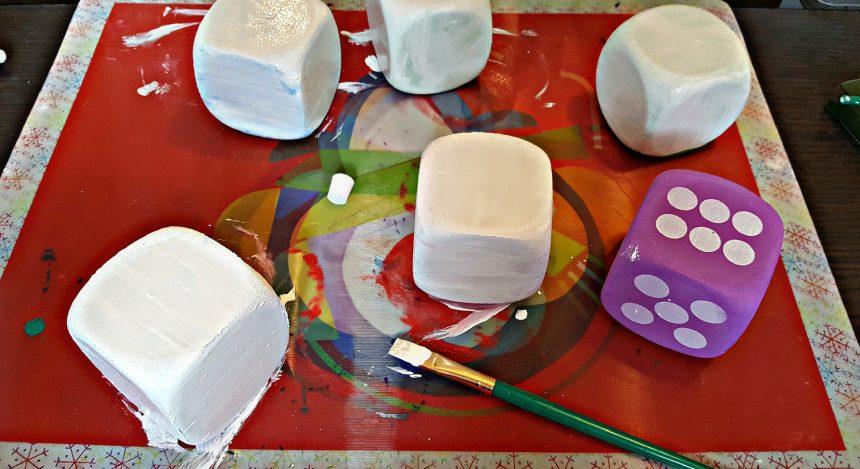 Preschool Games – Dice