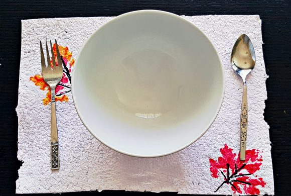Thanksgiving Crafts – Placemats