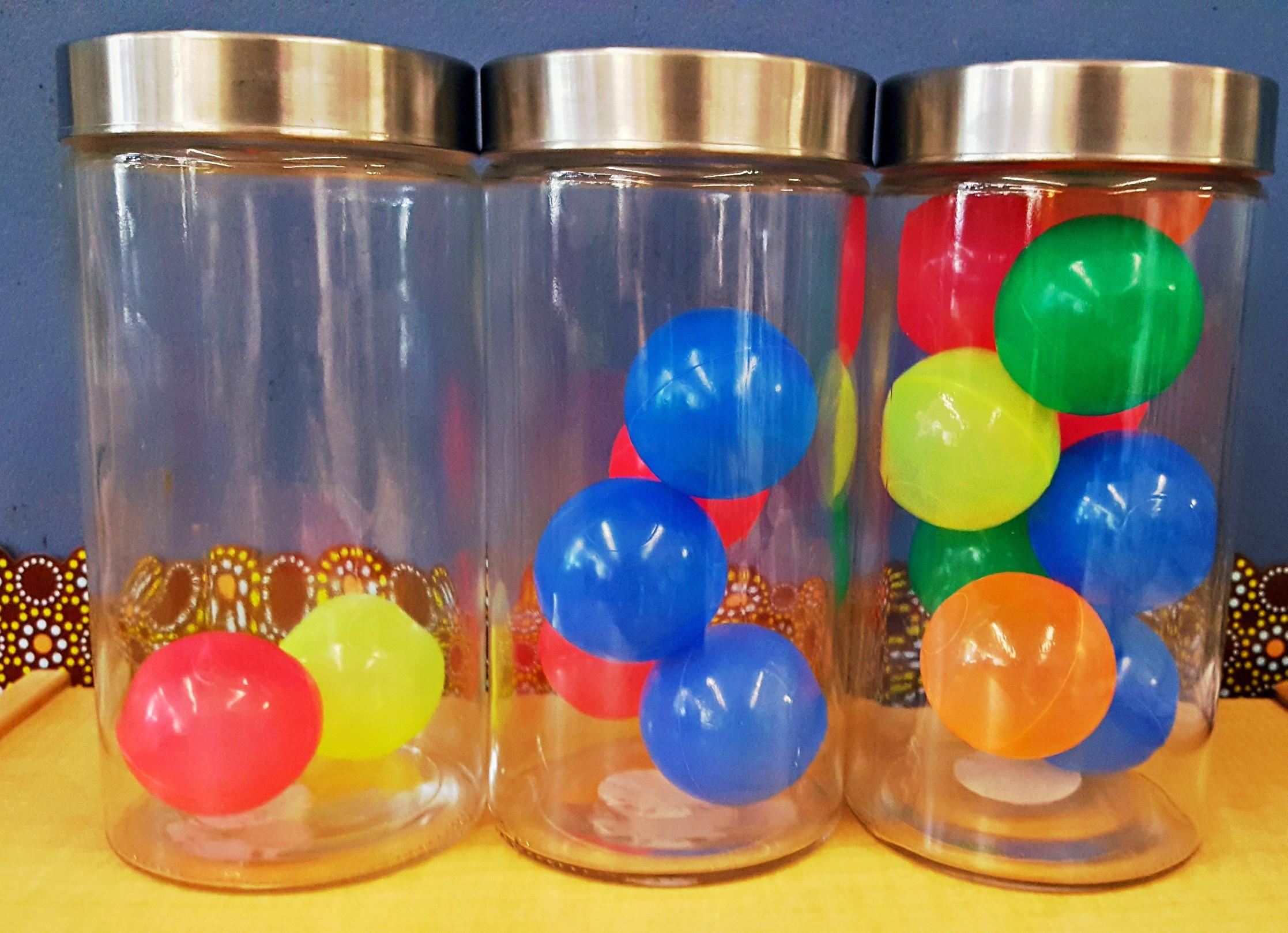 Number Talks Estimation Jars Hands On Teaching Ideas