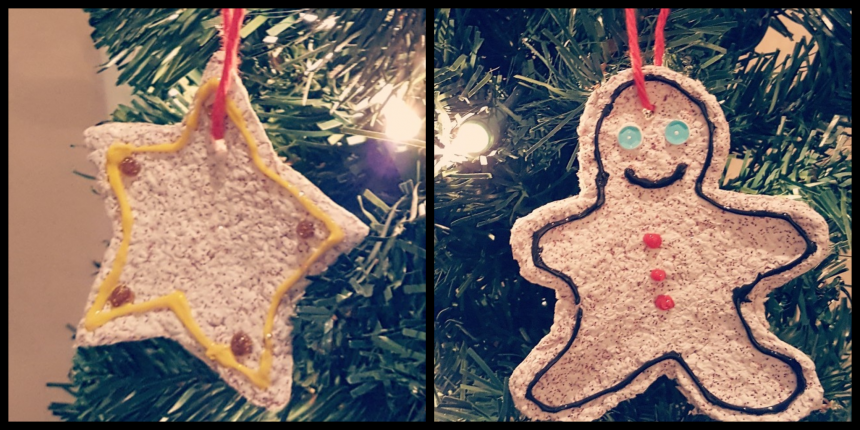 Christmas Craft for Kids – Recycled Ornaments