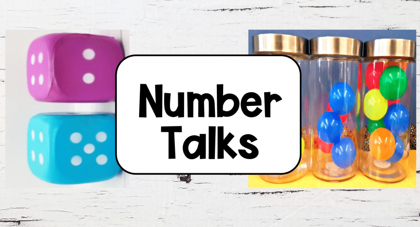 10+ Easy Number Talks for Young Kids