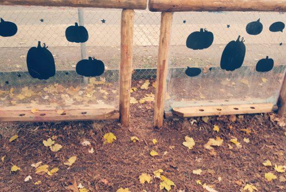 Halloween Outdoor Play