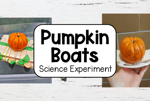 Easy Science Experiment for Fall
