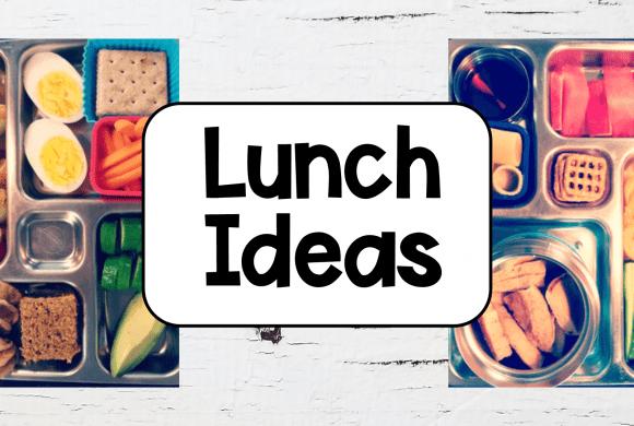 10 Kid Friendly Lunch Ideas