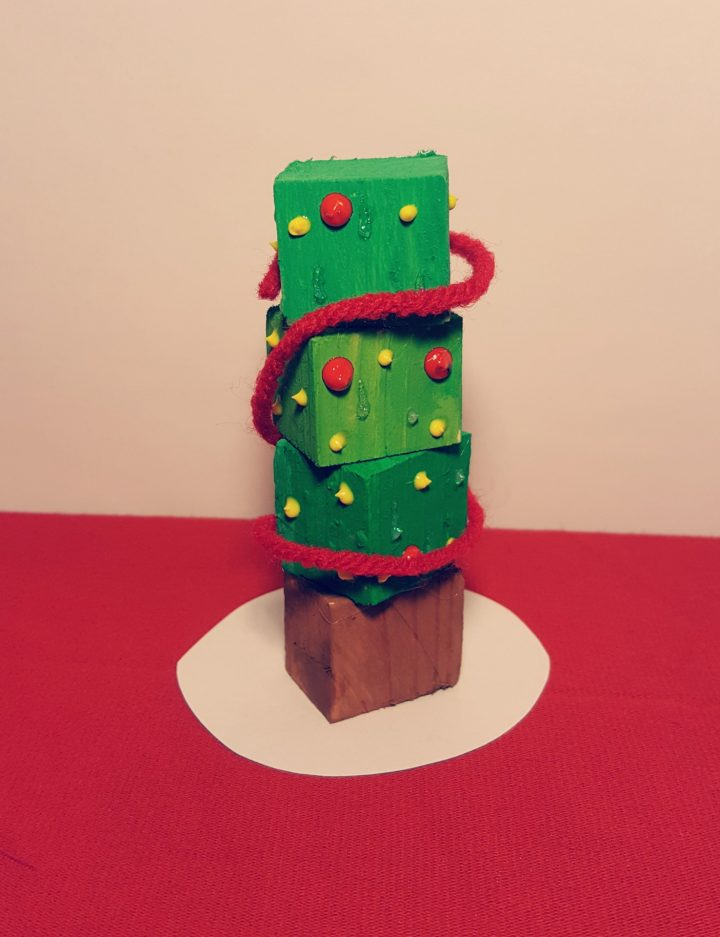chrismas crafts for kids