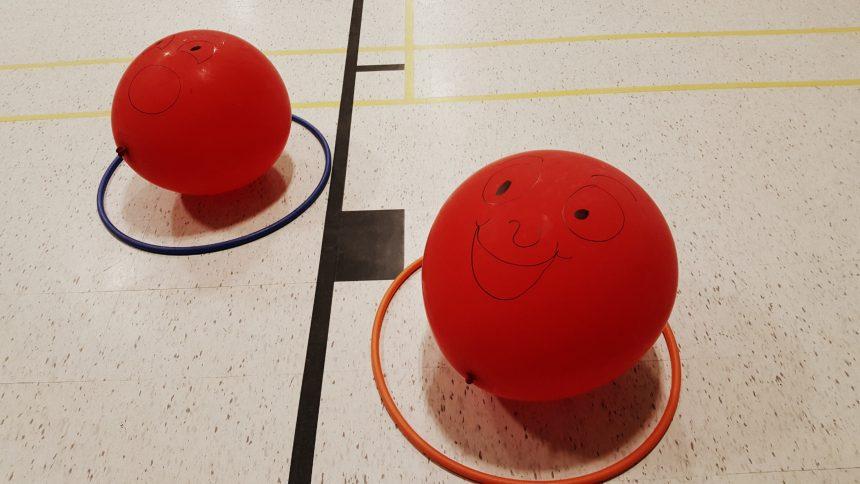 Gym Games for Kindergarten