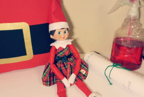 Elf on the Shelf – Magic Elf Spray