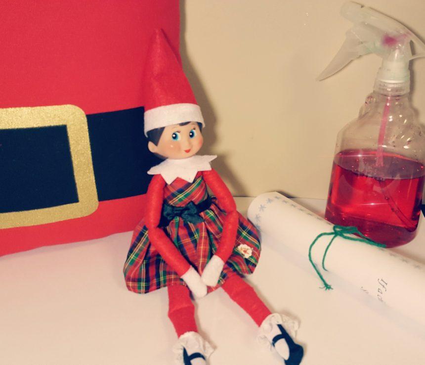Elf on the Shelf – Magic Elf Spray