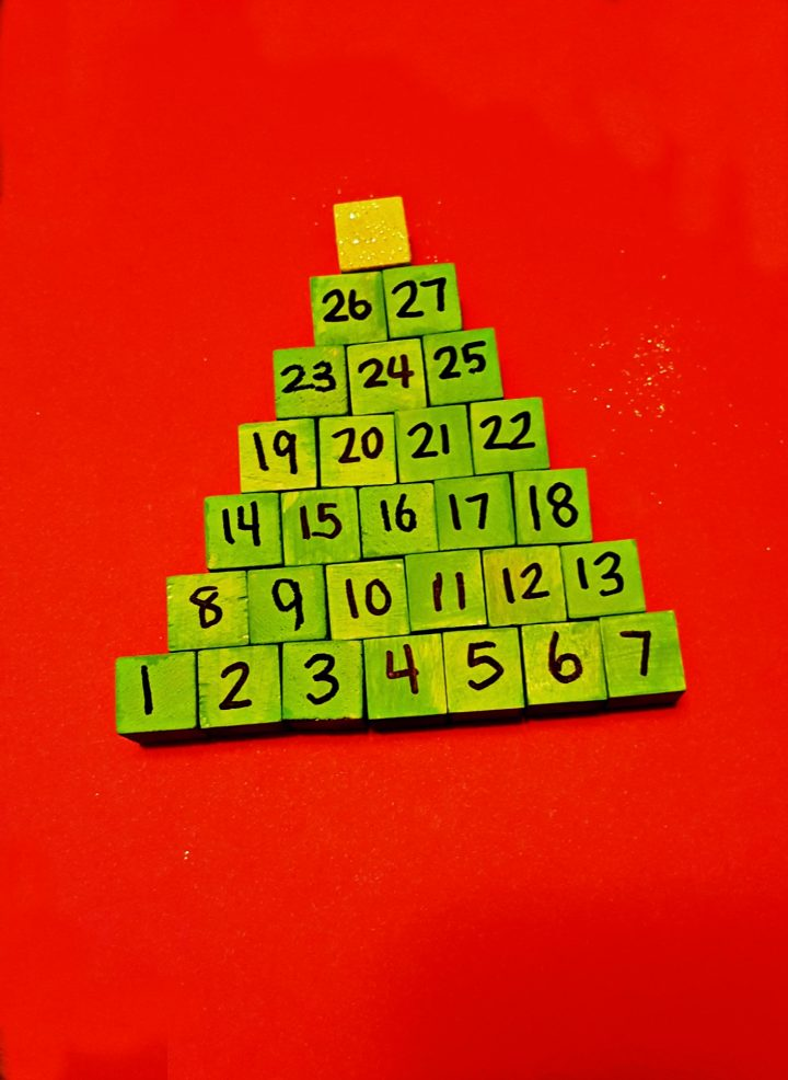 holiday math activity