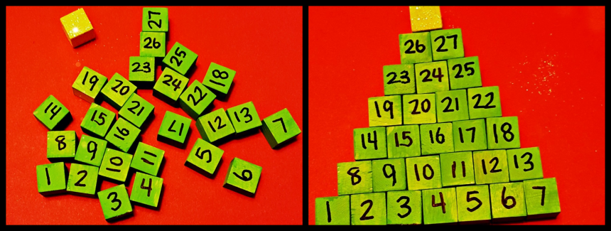 Holiday Math Activity for Young Kids