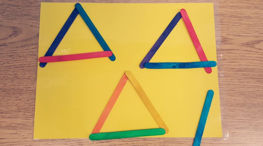 Math Activities for Preschool and Primary – Shapes