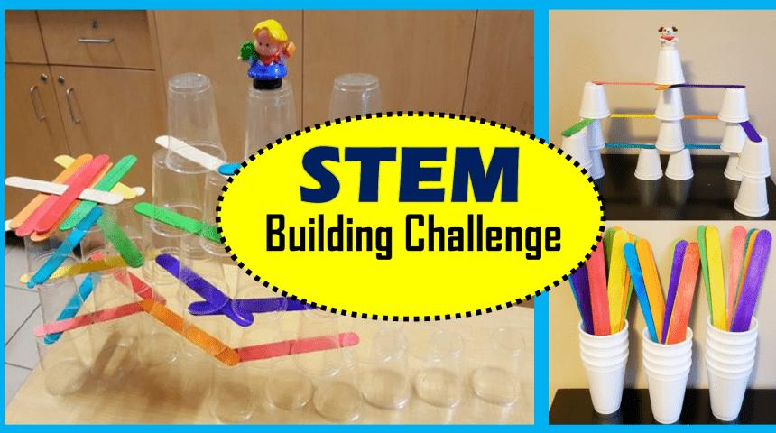 STEM Challenge that Kids will Love