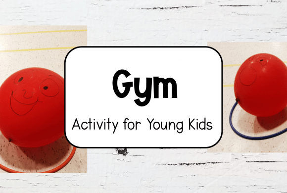 Gym Games for Kindergarten