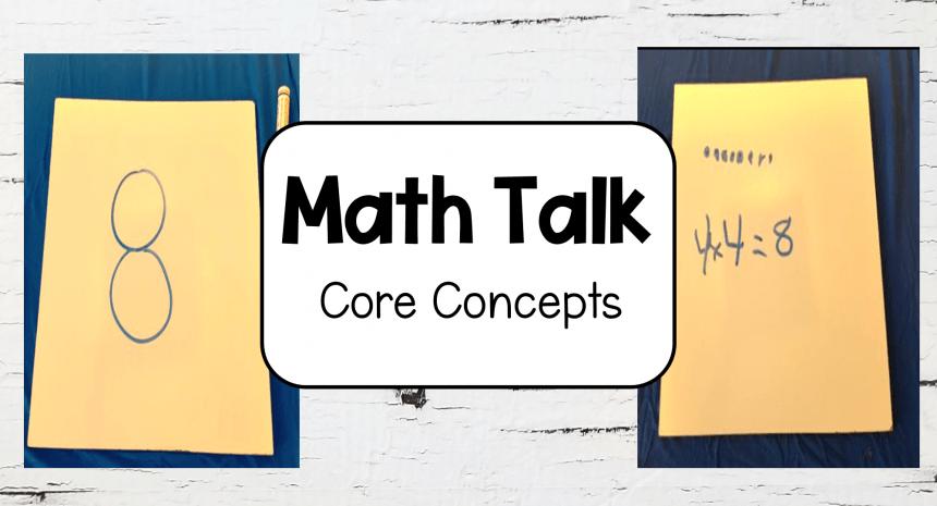 Basic Math Talk