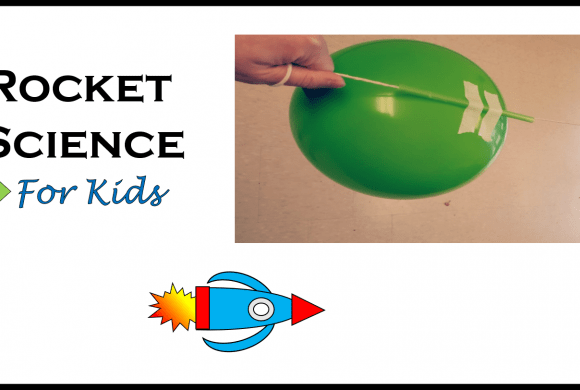 Science for Kids – Rocket Science