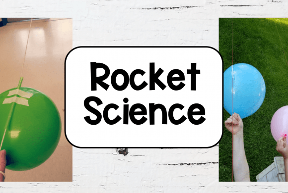 Science for Kids Rocket Science Experiments
