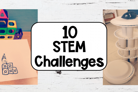 10 STEM Challenges for the Classroom