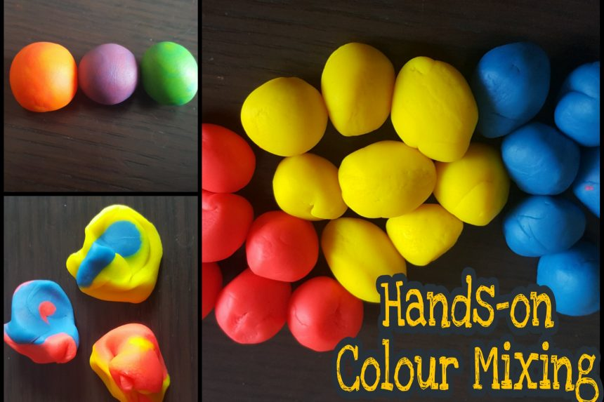 Colour Mixing for Kids