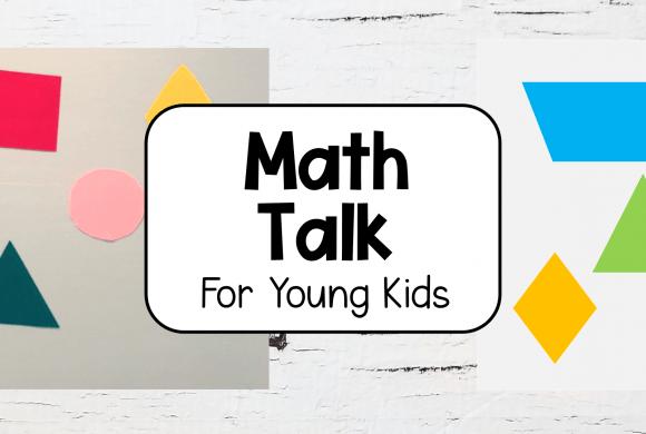 Kindergarten Math Talk