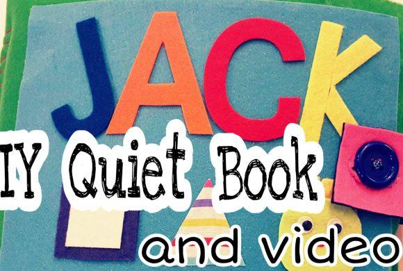 Felt Quiet Book