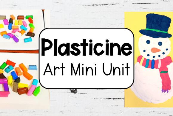 Preschool and Kindergarten Activities with Plasticine