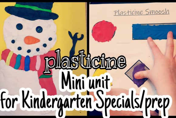 Preschool and Kindergarten Activities