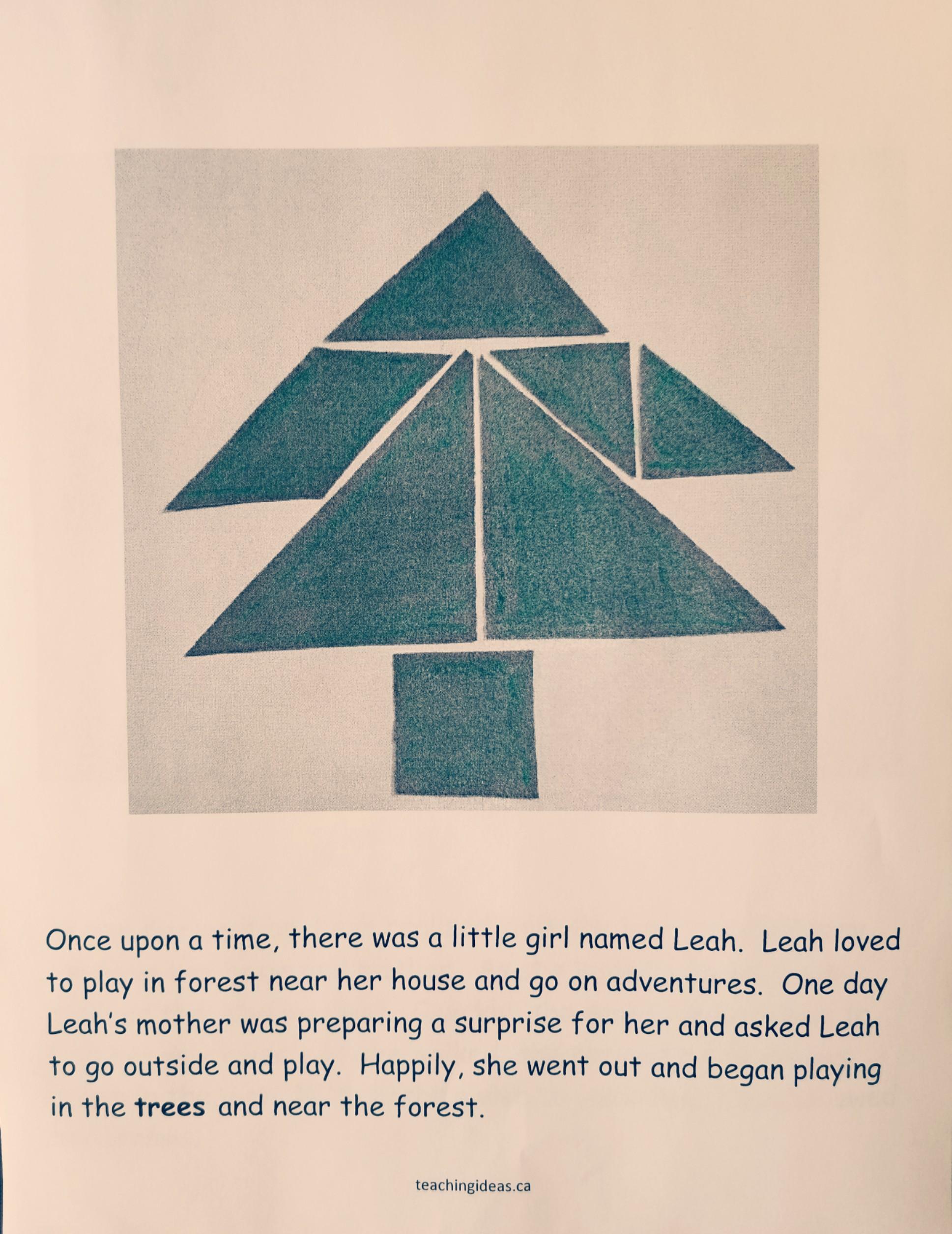tangram math activity for kids  handson teaching ideas