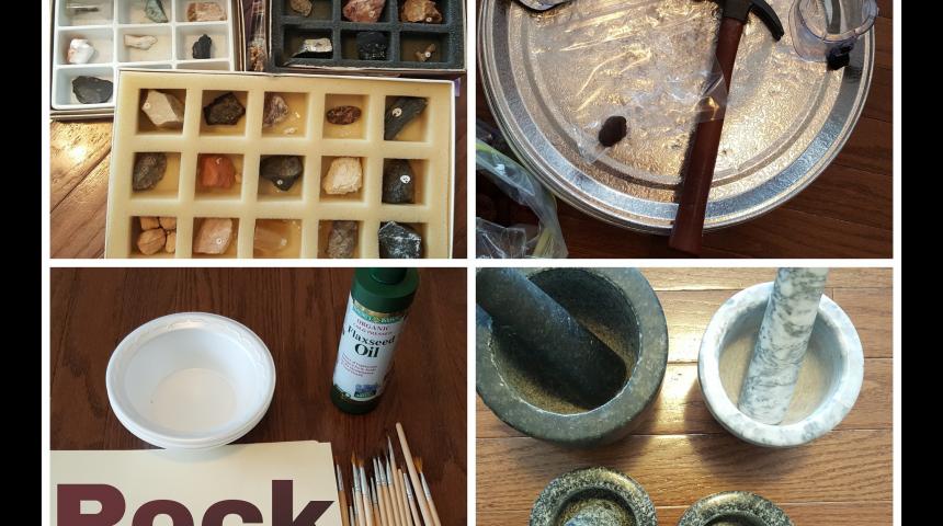 Homemade Paint – Rock Paint