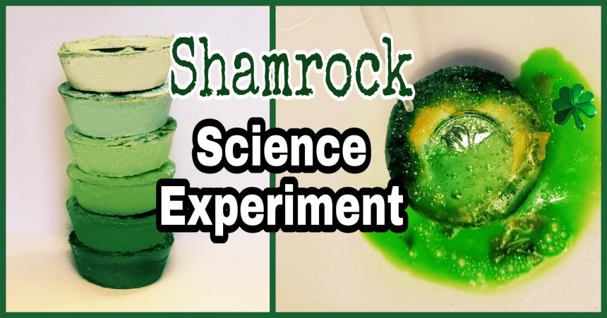 Shamrock Science Experiment