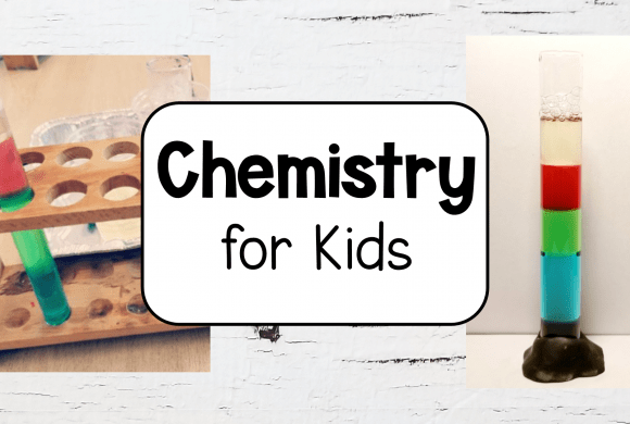 Easy Test Tube Science Experiments for Kids
